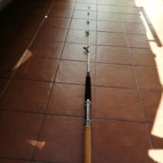 Segunda Mano: CAÑA DE PESCAR DE BARCO, MARCA CONTINENTAL ROD AND TACKLE C30 T2.. Lote 261813665