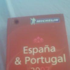 Seconda Mano: GUIA MICHELIN ESPAÑA PORTUGAL 2007. Lote 262573140