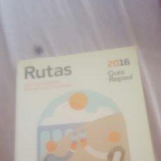 Segunda Mano: GUUA REPSOL RUTAS Y TURISMO. Lote 262573230