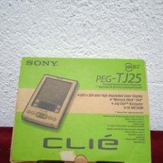 Segunda Mano: SONY PEG-TJ25. Lote 262903520
