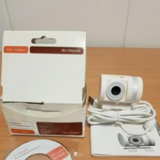 Segunda Mano: MINI WEBCAM. Lote 262956970