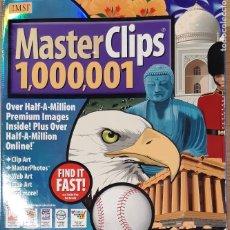 Segunda Mano: MASTERCLIPS 1.000.001 28 CD-ROM. Lote 262962415