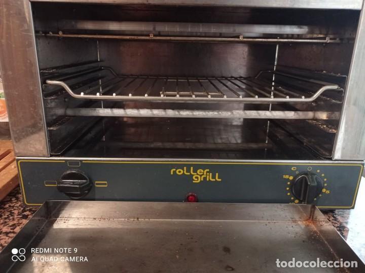 Segunda Mano: TOSTADORA ROLLER GRILL BAR - Foto 6 - 263063585
