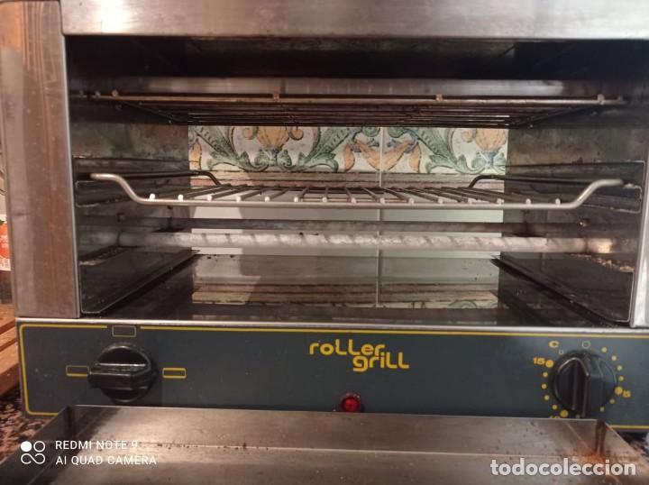 Segunda Mano: TOSTADORA ROLLER GRILL BAR - Foto 8 - 263063585
