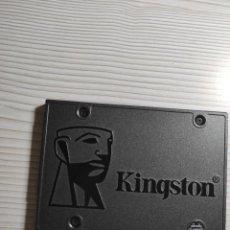 "Segunda Mano: DISCO DURO SOLIDO SSD 2.5"" 240GB KINGSTON SATA3 SA400S37/240G. Lote 263210265"