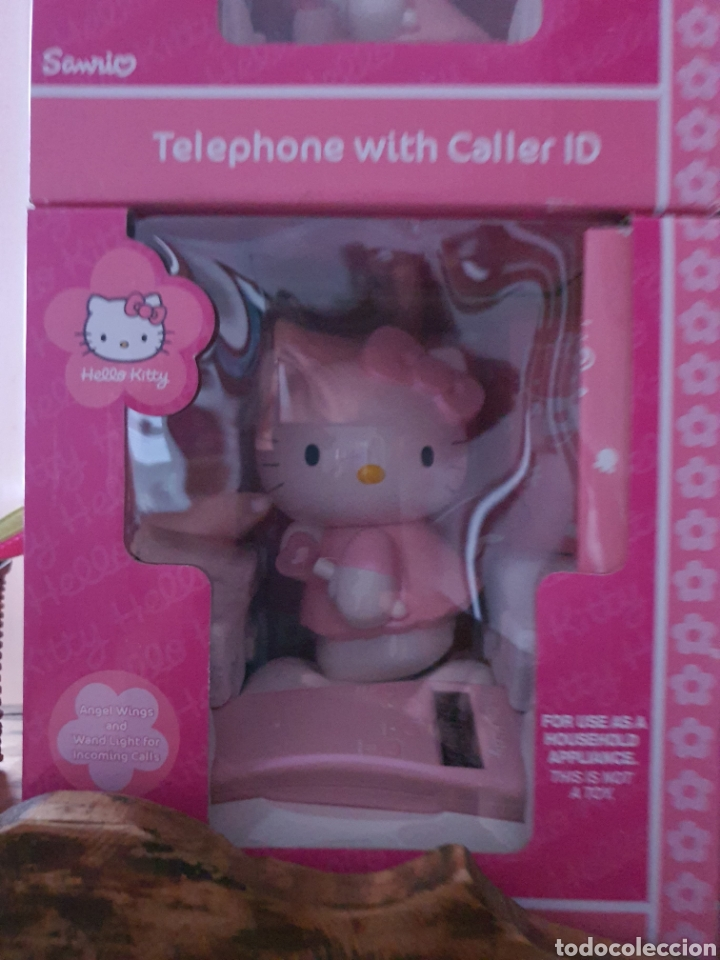 Segunda Mano: Teléfono Hello Kitty - Foto 2 - 263569680