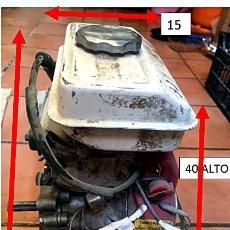 Segunda Mano: MINI MOTOR DE GASOLINA.. Lote 263660735