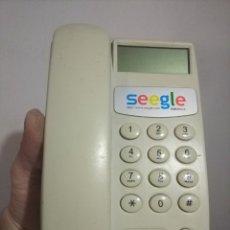 Segunda Mano: TELÉFONO CON USB PARA HABLAR POR SKYPE EN EL ORDENADOR. Lote 264085460