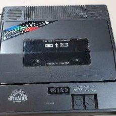 Segunda Mão: REBOBINADOR VHS & BETA JINSUN VB999. Lote 265746834
