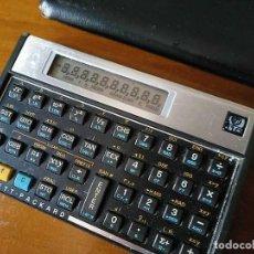 Segunda Mano: CALCULADORA HP 11C HEWLETT PACKARD HP11-C HP11C HP-11C RPN PROGRAMMABLE SCIENTIFIC ELECTRONIC CALCUL. Lote 267230814