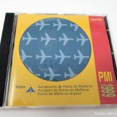 Segunda Mano: CD-ROM 1999 DEL AEROPUERTO DE PALMA DE MALLORCA. Lote 268943864