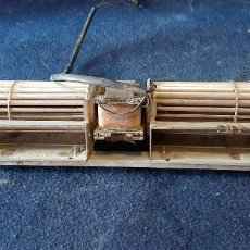 Segunda Mano: TURBINA DOBLE METALICA 220 V.. Lote 268995214