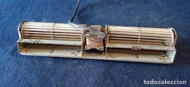 Segunda Mano: TURBINA DOBLE METALICA 220 V. - Foto 2 - 268995214