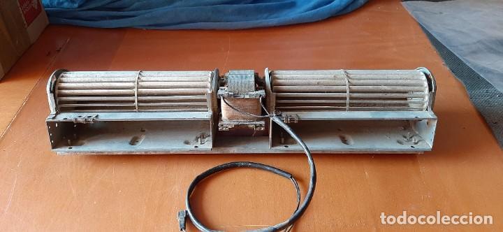 Segunda Mano: TURBINA DOBLE METALICA 220 V. - Foto 4 - 268995214