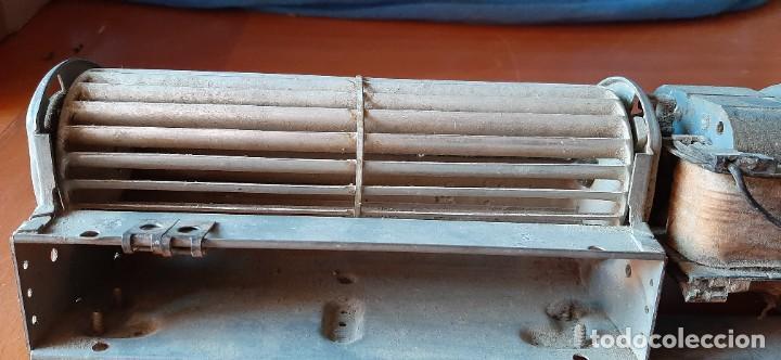 Segunda Mano: TURBINA DOBLE METALICA 220 V. - Foto 6 - 268995214