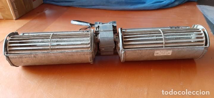 Segunda Mano: TURBINA DOBLE METALICA 220 V. - Foto 7 - 268995214