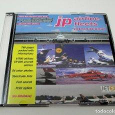 Segunda Mano: CD JP AIRLINE FLEETS INTERNATIONAL (2006/7) - LA BIBLIA DE LAS CÍAS. AÉREAS DEL MUNDO.. Lote 268995599