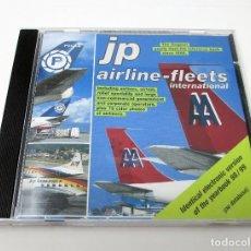 Segunda Mano: CD JP AIRLINE FLEETS INTERNATIONAL (1998/99) - LA BIBLIA DE LAS CÍAS. AÉREAS DEL MUNDO.. Lote 268995739