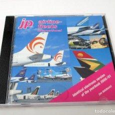 Segunda Mano: CD JP AIRLINE FLEETS INTERNATIONAL (2000/01) - LA BIBLIA DE LAS CÍAS. AÉREAS DEL MUNDO.. Lote 268996199