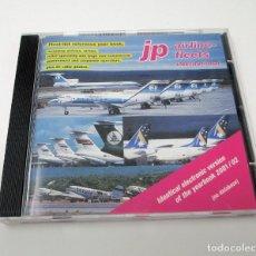 Segunda Mano: CD JP AIRLINE FLEETS INTERNATIONAL (2001/02) - LA BIBLIA DE LAS CÍAS. AÉREAS DEL MUNDO.. Lote 268996849