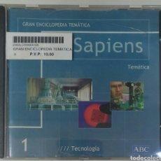 Seconda Mano: COLECCIÓN COMPLETA EN 11 DVD GRAN ENCICLOPEDIA TEMÁTICA. Lote 271569148