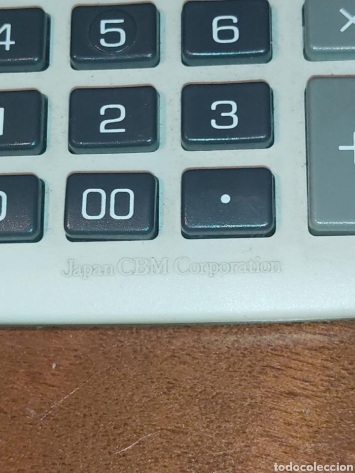 Segunda Mano: Calculadora solar Citizen SDC-330 Japon CBM corporation. - Foto 4 - 273466983