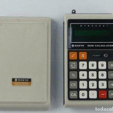 Seconda Mano: CALCULADORA SANYO CX-8016 HECHA EN JAPON. Lote 275068703