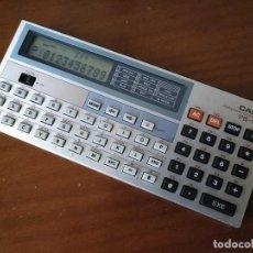 Segunda Mano: PB-100 CALCULADORA CASIO PERSONAL COMPUTER AÑOS 80, FUNCIONANDO, PROGRAMABLE EN BASIC.. Lote 275143033