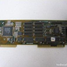 Segunda Mano: TARJETA GRÁFICA - S3™805 2MB VESA VLB SVGA - 3A0827 REV B - INFORMÁTICA RETRO. Lote 276919963