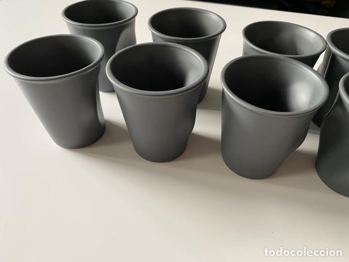 Segunda Mano: Vasos porcelana colores para café ceramica - Foto 2 - 277159898