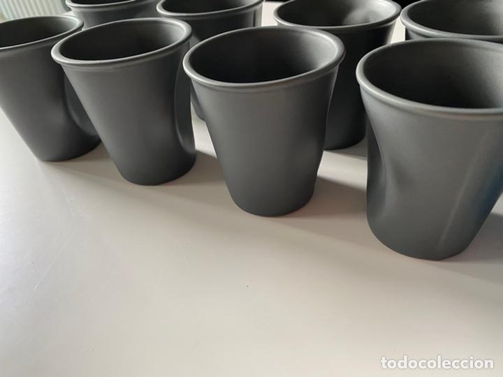 Segunda Mano: Vasos porcelana colores para café ceramica - Foto 5 - 277159898