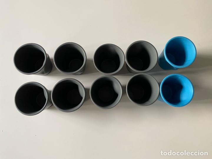 Segunda Mano: Vasos porcelana colores para café ceramica - Foto 6 - 277159898