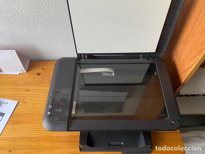 Segunda Mano: Impresora y escáner hp desktop 2050 multifuncion - Foto 2 - 277161823