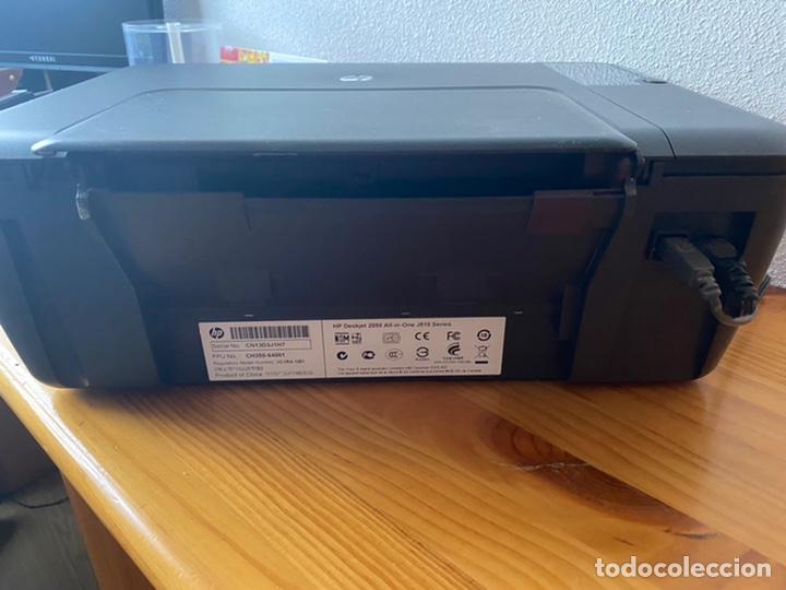 Segunda Mano: Impresora y escáner hp desktop 2050 multifuncion - Foto 4 - 277161823