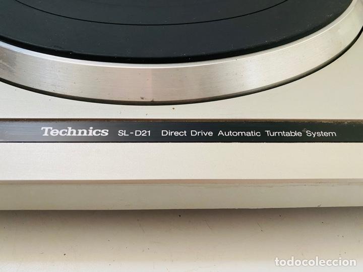 Segunda Mano: Technics SL-D21 - Foto 10 - 277497198