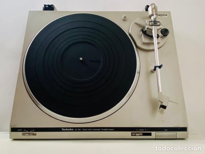 TECHNICS SL-D21 (Segunda Mano - Artículos de electrónica)