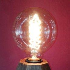 Segunda Mano: LAMPARA SOBREMESA OXIGENO. Lote 277700528