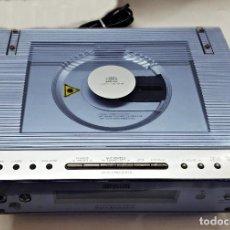 Segunda Mano: MICRO COMPO CD/RADIO AM/FM MEDION M-2971 WITH MP3 PLAYER.. Lote 278270943