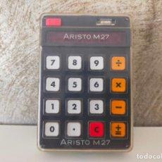 Segunda Mano: CALCULADORA ARISTO M27. Lote 281811253