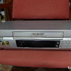 Segunda Mano: REPRODUCTOR DE VIDEO VHS PANASONIC NV-SJ216EG-S. Lote 282854958