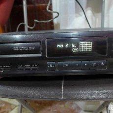Segunda Mano: REPRODUCTOR DE CD SONY CDP-M202 COMPACT DISC PLAYER. Lote 282869143
