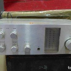 Segunda Mano: AMPLIFICADOR SONY TA-333 INTEGRATED STEREO AMPLIFIER. Lote 282874613