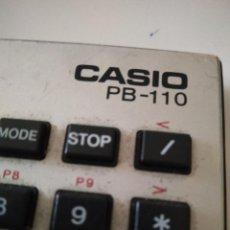 Segunda Mano: CALCULADORA CASIO PB-110. Lote 283373838
