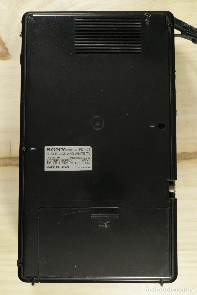 Segunda Mano: Sony FD-40E - Foto 2 - 286248133
