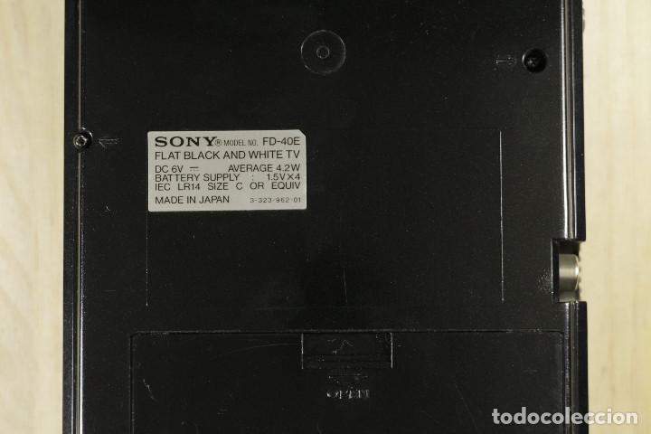 Segunda Mano: Sony FD-40E - Foto 4 - 286248133