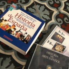 Segunda Mão: HISTORIA DE ESPAÑA - COMPLETA - CDS - ENCICLOPEDIA INTERACTIVS. Lote 286806188