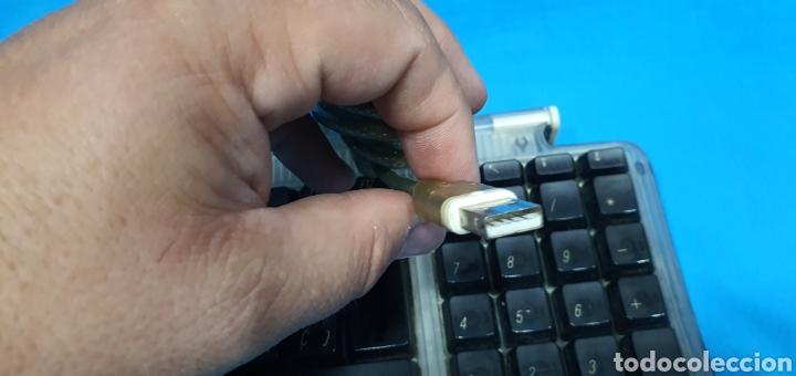 Segunda Mano: TECLADO APPLE USB KEYBOARD MOD. M2452 - Foto 4 - 286819918