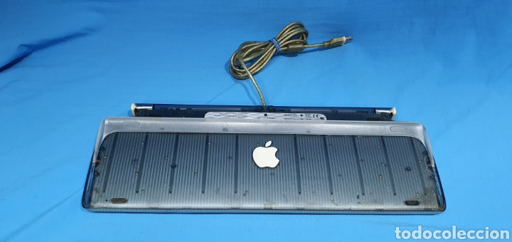 Segunda Mano: TECLADO APPLE USB KEYBOARD MOD. M2452 - Foto 6 - 286819918