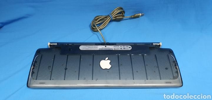 Segunda Mano: TECLADO APPLE USB KEYBOARD MOD. M2452 - Foto 7 - 286819918