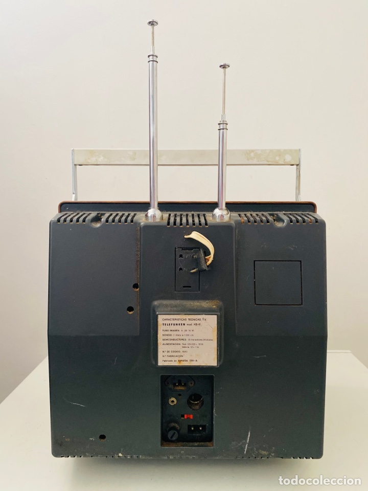 Segunda Mano: Telefunken Starlet KB-11 - Foto 10 - 287714143